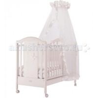 Детская кроватка Feretti Privilege Dondolo качалка