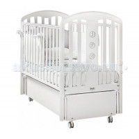 Детская кроватка Feretti Privilege Swing продольный маятник