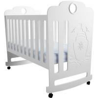 Детская кроватка Forest Морячок качалка
