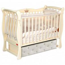 Детская кроватка Francesca Andrea Elegance Premium (универсальный маятник)