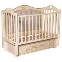 Детская кроватка Francesca Erika Elegance Premium универсальный маятник