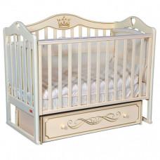 Детская кроватка Francesca Erika Elegance универсальный маятник