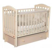 Детская кроватка Francesca Michele Premium автостенка универсальный маятник