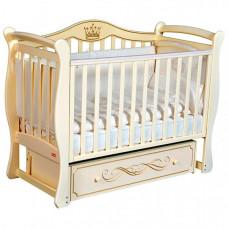 Детская кроватка Francesca Miranda автостенка универсальный маятник