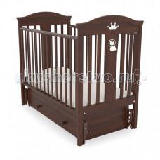 Детская кроватка Гандылян Даниэль (универсальный маятник)