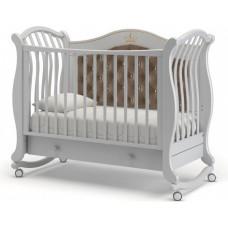 Детская кроватка Гандылян Габриэлла Люкс Плюс качалка