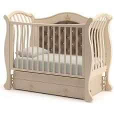 Детская кроватка Гандылян Габриэлла Люкс Плюс маятник универсальный