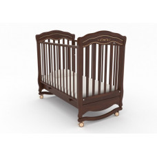 Детская кроватка Гандылян Шарлотта люкс (качалка)