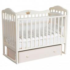 Детская кроватка Кедр Helen 4 (универсальный маятник)