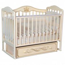 Детская кроватка Кедр Helen 6 (универсальный маятник)