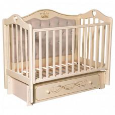 Детская кроватка Кедр Karolina 10 универсальный маятник