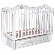 Детская кроватка Кедр Karolina 8 универсальный маятник