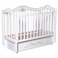 Детская кроватка Кедр Karolina 9 универсальный маятник