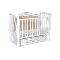 Детская кроватка Кедр Olivia 2 универсальный маятник