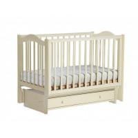 Детская кроватка Кубаньлесстрой Кубаночка-1 универсальный маятник