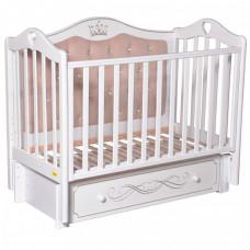 Детская кроватка Luciano Amelia Elegance Premium универсальный маятник