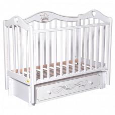 Детская кроватка Luciano Amelia Elegance универсальный маятник