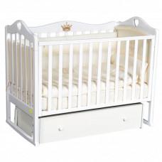 Детская кроватка Luciano Amelia универсальный маятник