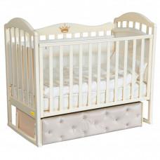 Детская кроватка Luciano Paola Premium (универсальный маятник)