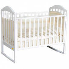 Детская кроватка Luciano Siena колесо-качалка