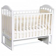 Детская кроватка Luciano Siena Plus универсальный маятник
