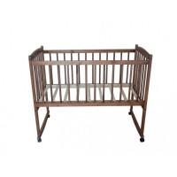 Детская кроватка Массив Беби 1