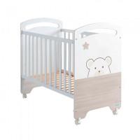 Детская кроватка Micuna Bubu 120х60