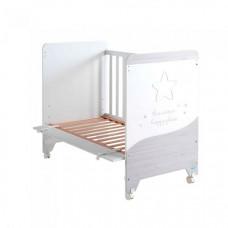 Детская кроватка Micuna Cosmic 120x60