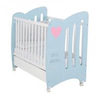 Детская кроватка Micuna Wonderful 120x60 см