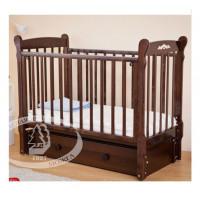 Детская кроватка Можга (Красная Звезда) С 579 Артем накладка №6 Шарлотта (продольный маятник)