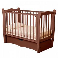 Детская кроватка Можга (Красная Звезда) С 778 Сибирочка