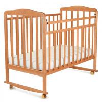 Детская кроватка Наша Мама Джулия колесо-качалка