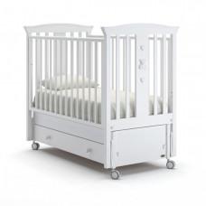 Детская кроватка Nuovita Fasto swing маятник продольный