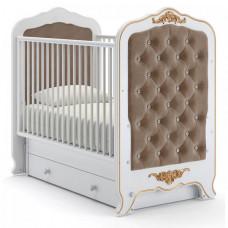 Детская кроватка Nuovita Fulgore swing (поперечный маятник)