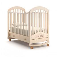 Детская кроватка Nuovita Grano dondolo качалка