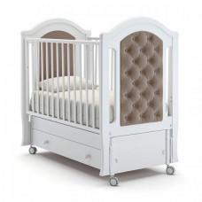 Детская кроватка Nuovita Grazia swing (продольный маятник)