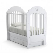Детская кроватка Nuovita Parte swing маятник поперечный