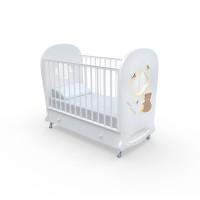 Детская кроватка Nuovita Stanzione Honey Bear swing