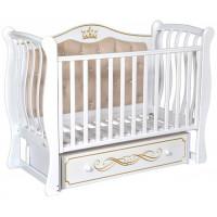 Детская кроватка Oliver Brianna Elegance универсальный маятник