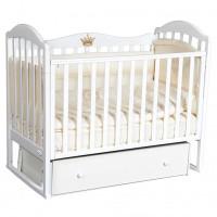 Детская кроватка Oliver Camilla (универсальный маятник)