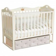 Детская кроватка Oliver Domenica Premium (универсальный маятник)