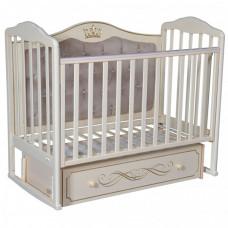 Детская кроватка Oliver Francesca Elegance Premium (универсальный маятник)