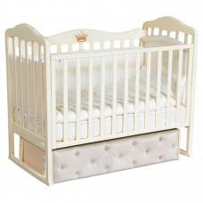 Детская кроватка Oliver Francesca Premium (универсальный маятник)