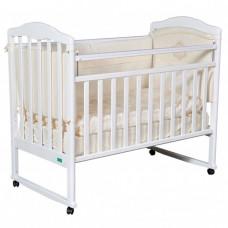 Детская кроватка Palermo Alpina колесо качалка