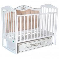 Детская кроватка Palermo Amanda Elegance Premium универсальный маятник