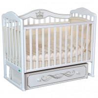 Детская кроватка Palermo Amanda Elegance универсальный маятник
