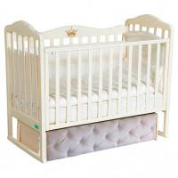 Детская кроватка Palermo Amanda Premium (универсальный маятник)