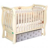 Детская кроватка Palermo Ariel Elegance Premium (универсальный маятник)