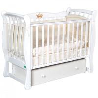 Детская кроватка Palermo Ariel Elegance универсальный маятник