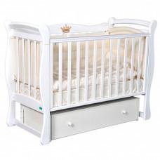 Детская кроватка Palermo Ariel универсальный маятник
